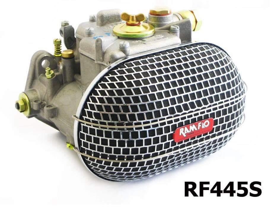 Weber DCOE Dellorto DHLA /& 40 /& 45 Carburatore Ramair filtri aria in schiuma