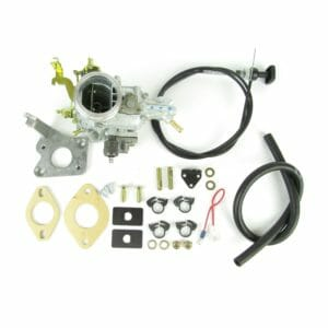 WEBER 34 ICH CARBURETTOR CONVERSION KIT FORD TRANSIT 2.0 OHC 1981-86