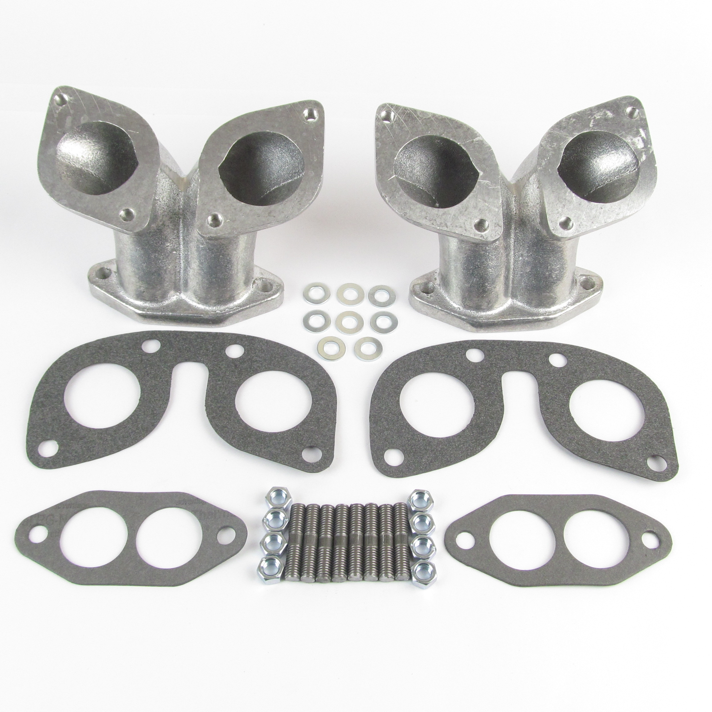 CLASSIC VW BEETLE / CAMPER TYYPPI 3 INLET MANIFOLD KIT WEBER / DELLORTO DRLA / IDF CARBS