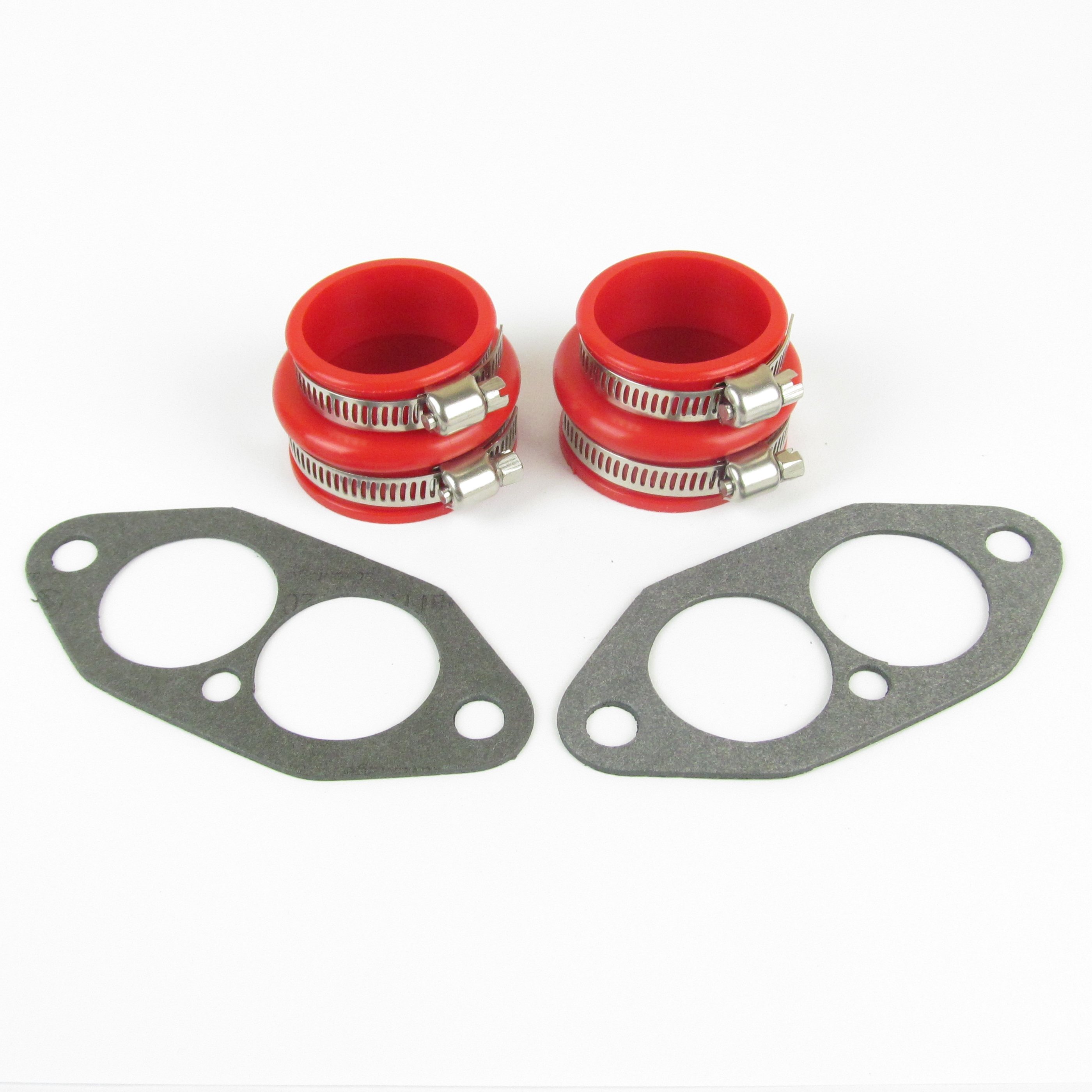 Kit de instalado de duobla haveno de VW Air-Cooled Engine Por WEBER twin-choke Progressive Carbs