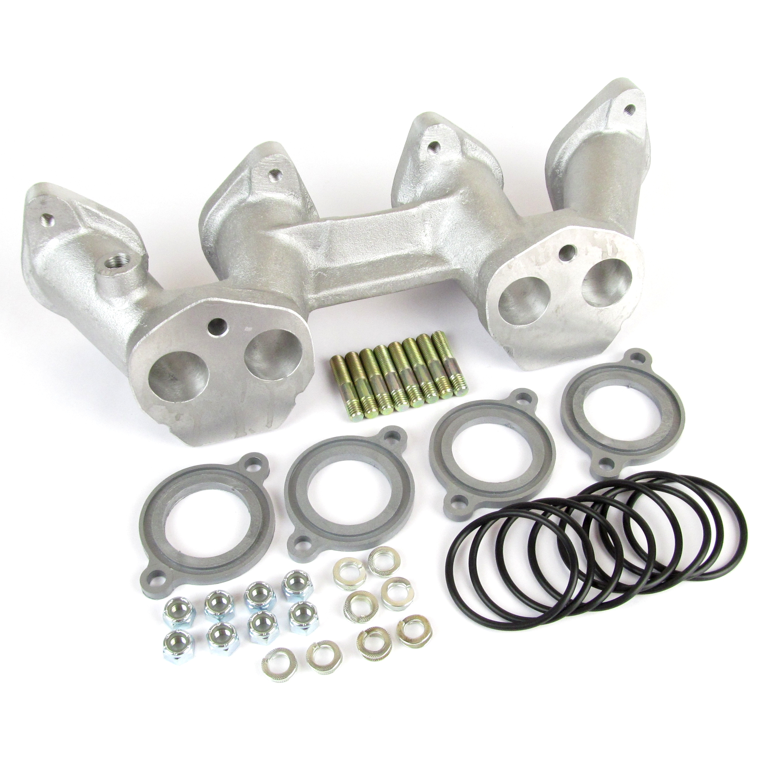 DATSUN / NISSAN 100A / 120A INLET MANIFOLD WEBER / DELLORTO 40 DHLA / DCOE CARBONS