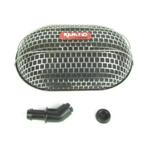 WEBER / DELLORTO / SOLEX DHLB / PHHE / DCOF CARBURETTOR RAMFLO AIR FILTER / CLEANER ASSEMBLY