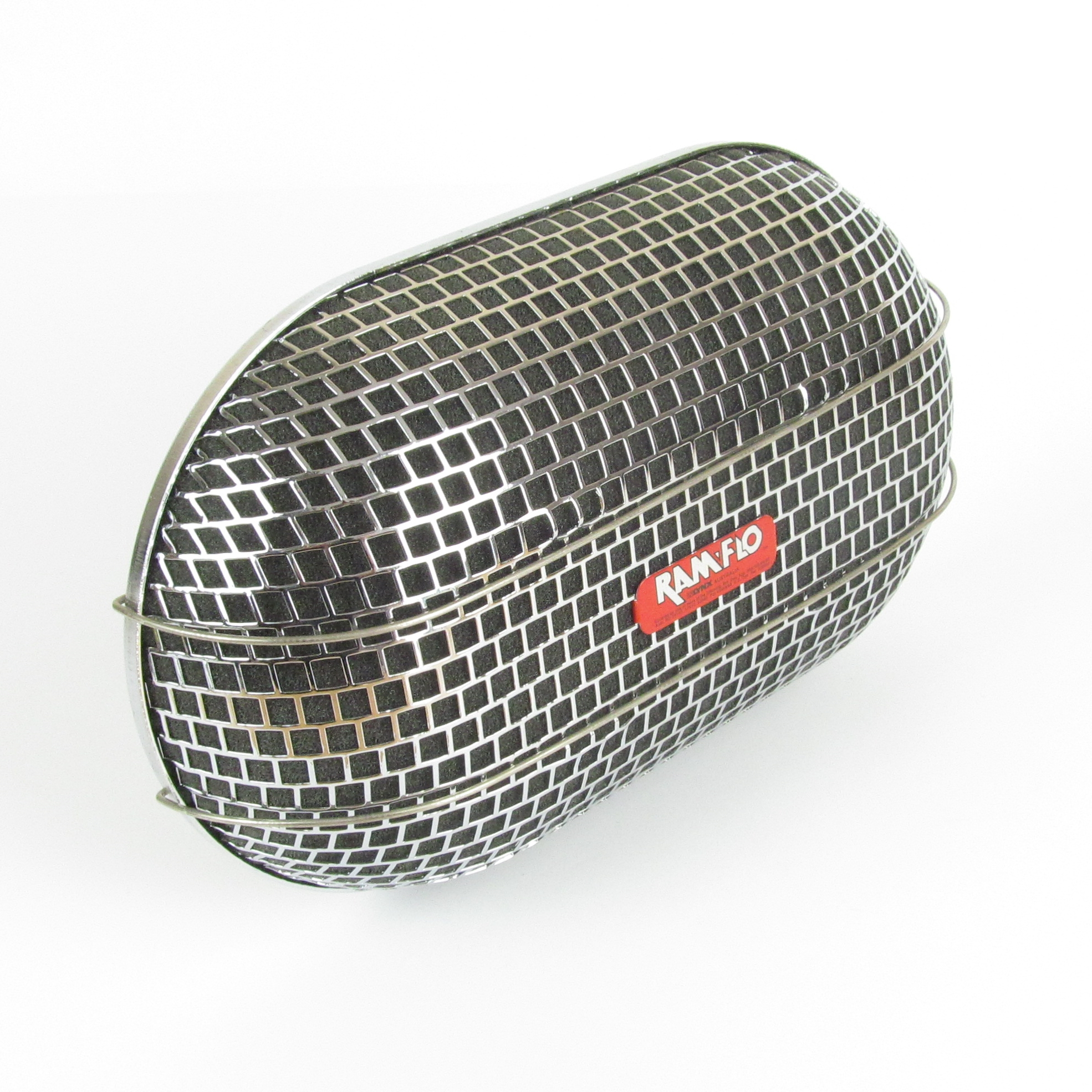 RAMFLO AIR FILTER FOR WEBER IDA 48 TWIN CARB VW AIR-COOLED / RX7 / CHEVY V8