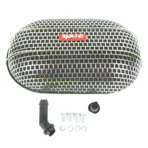 WEBER DMTR / DAT / DFTM & SOLEX CIC / CICF / CICSA CARBURETTOR AIR FILTER / CLEANER