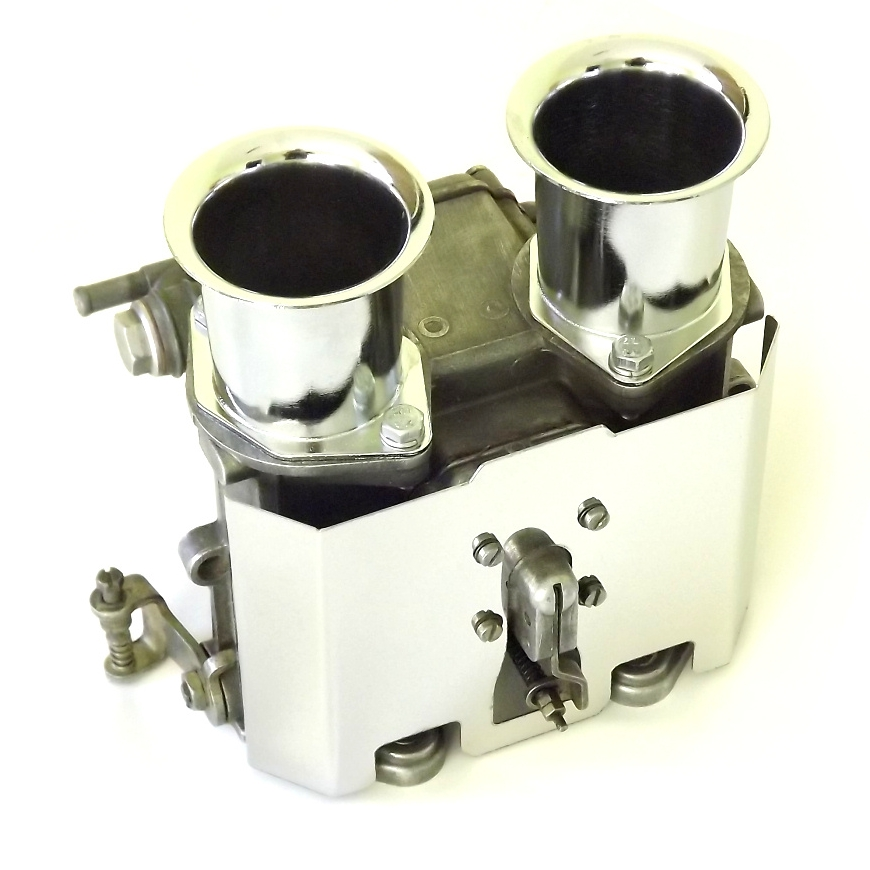 DELLORTO DHLA TWIN CARB HEAT AJAPID A-SERIES / B-SERIES / PRE-CROSSFLOW / GOLF ETC ..