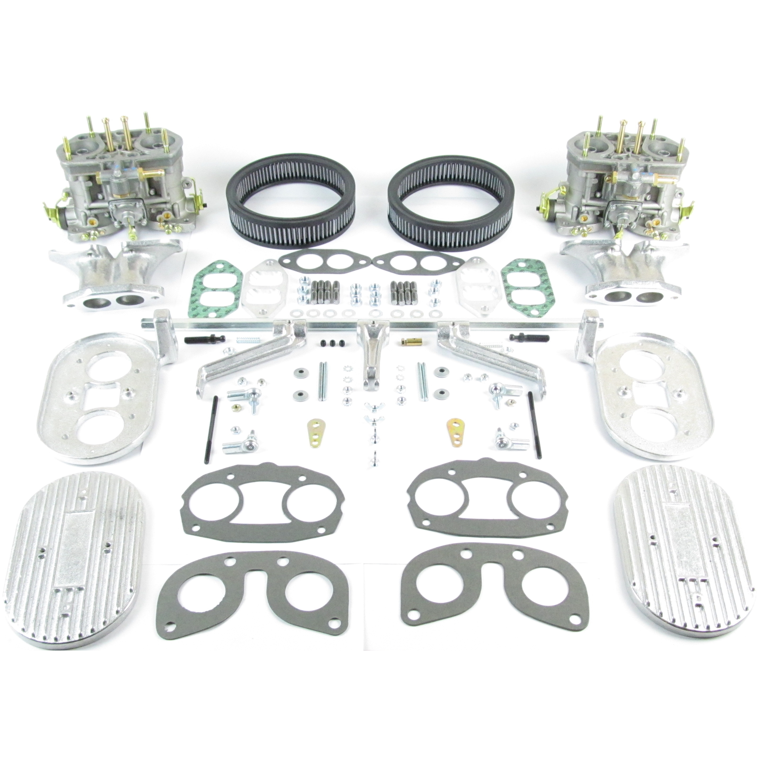 CLASSIC VESI-COOLED VW T25 KAMPAANIA / BUS TWIN WEBER IDF 40 CARBURETTOR KIT