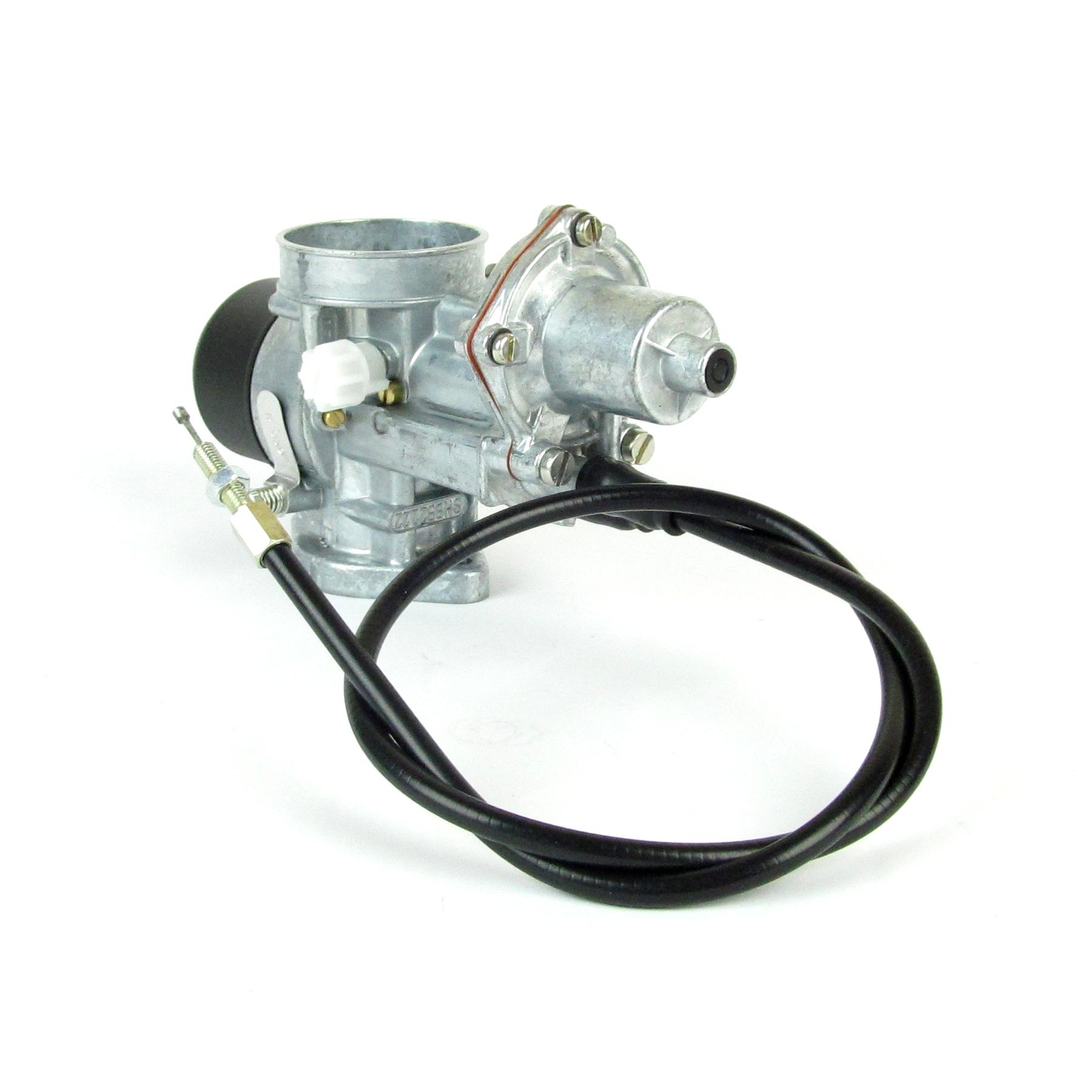 Dellorto SHBB 22.22 Карбюратар Piaggio APE Motocarro 2001 220cc 2-тактный