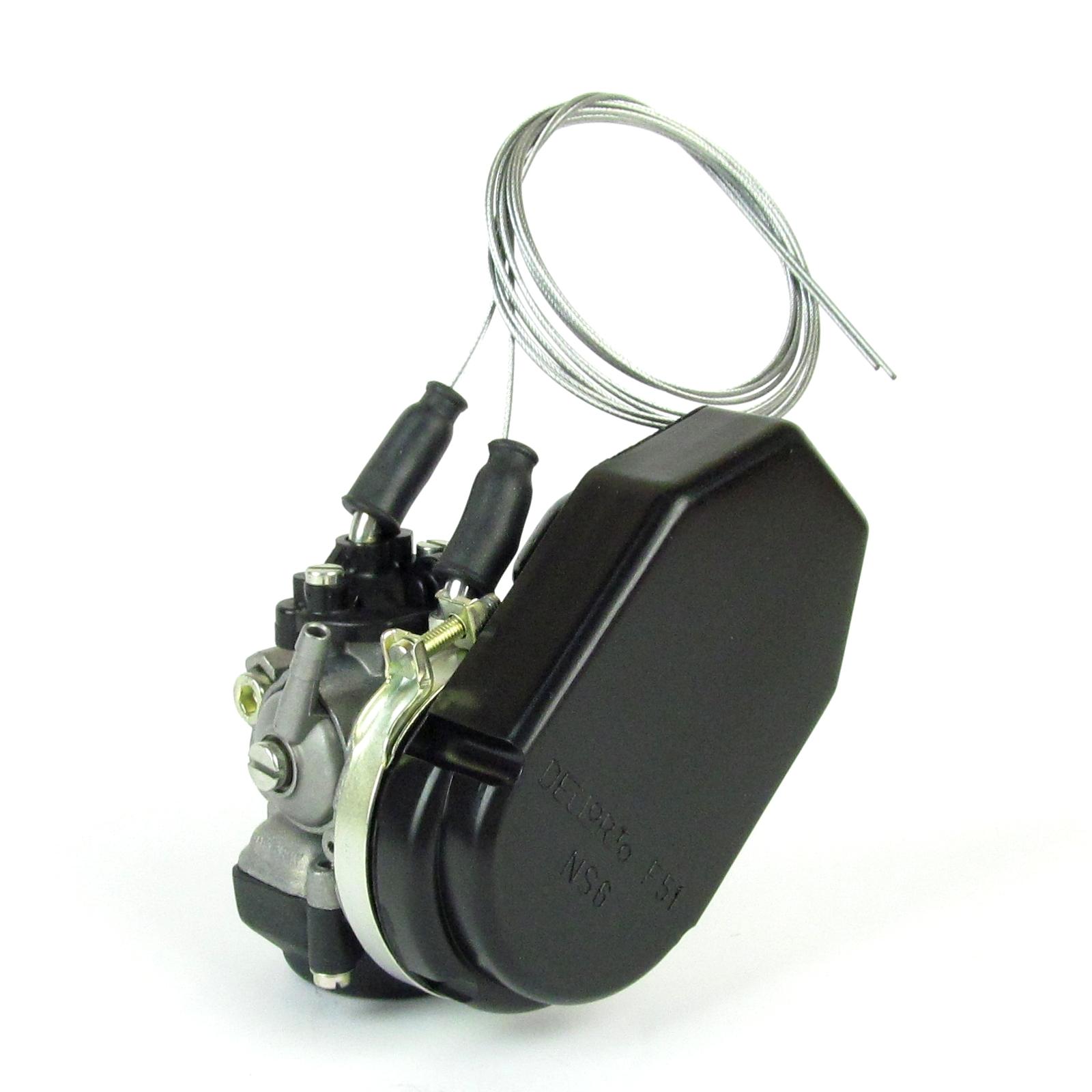 Dellorto SHA14.12C CARB QT50 / Minarelli / TOMOS / Motobécane / PUCH / MAXI