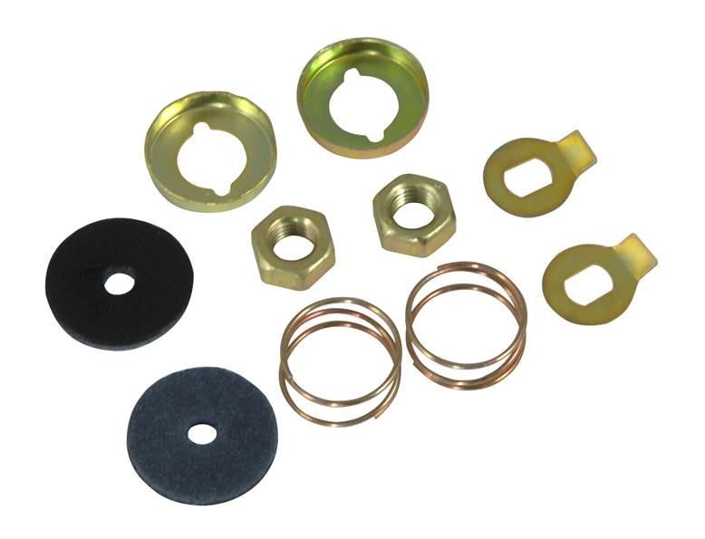Оригинален WEBER 38 / 40 / 42 / 45 / 48 DCOE Дроселиращ вентил / шпиндел / Сервизен комплект / комплект за ремонт (ранни въглехидрати)