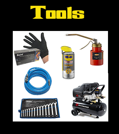 Workshop tools image