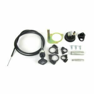 WEBER DGAV & DGAS CARBURETTORi käsiraamat CHOKE CONVERSION KIT