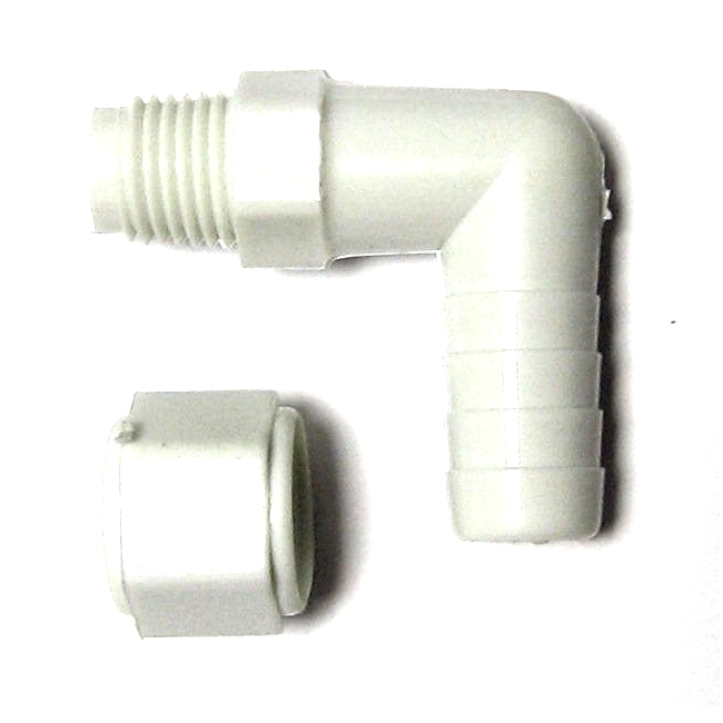 ENGINE BREATHER VENTILATION/PIPE ELBOW
