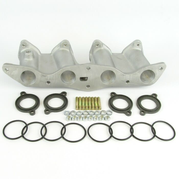 FORD 1.6-2.0L OHC 'PINTO' INLET/INTAKE MANIFOLD KIT WEBER DCOE/DELLORTO DHLA CARBS
