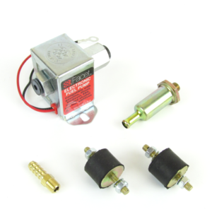 FACET SOLID STATE ELECTRONIC 12V BRÆNDSTOF PUMP KIT (180BHP)