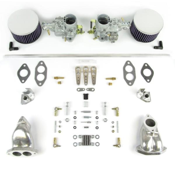 VW CAMPER/BUS TYPE 3/T3 ENGINE DUAL WEBER ICT 34 CARBURETTOR KIT