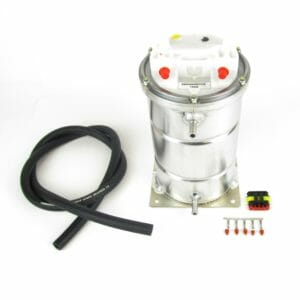 HIGH-PRESSURE FUEL PUMP/SWIRL POT KIT FOR CONVERTING TO EFI SYSTEMS