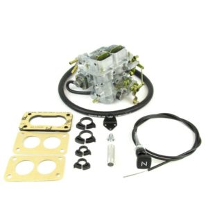 WEBER 38 DGMS CARBURETTOR KIT GENUINEA (MANUAL CHOKE)