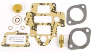 WEBER 40 DCO3 CARBURETTOR SERVICE/GASKET/OVERHAUL KIT C/W NEEDLE VALVE