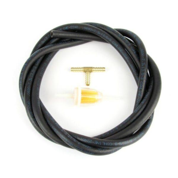 Carburettor & Fuel Injection Fuel Hose/Line Kit for 8mm unions (3m long)