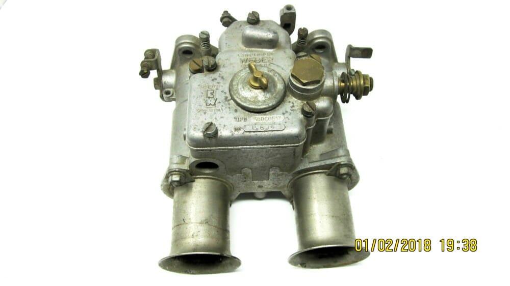 Fiat 2300s Ghia Coup U00e9
