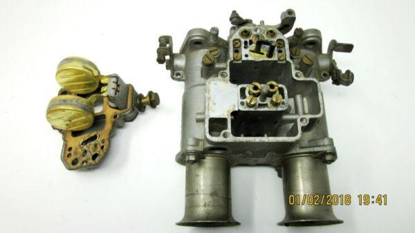 Fiat 2300S Ghia Coupé - Original WEBER 38 DCOE 17 Carburettor FOR SALE!!
