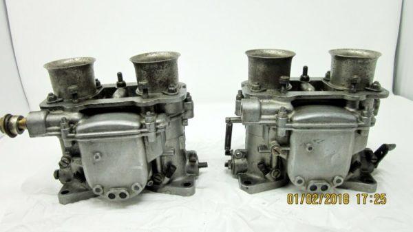 WEBER 40 DCNL 5 Carbs for Sale!