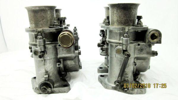 WEBER 40 DCNL 5 CARBURETTORI ZA MASERATI GHIBLI / INDY V8 MOTOR