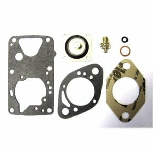 SOLEX 34 PBISA CARBURETTOR SERVIS / GASKET / REPAIR KIT - CITROEN ETC ..