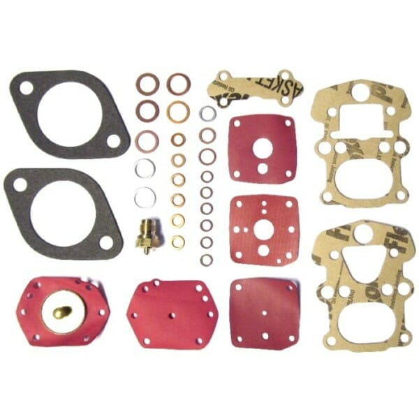 SOLEX 40 / 44 PHH CARBURETTOR SERVICE / GASKET / REPAIR OVERHAUL KIT