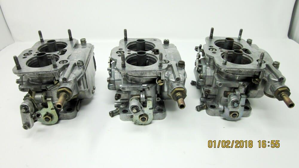 Weber 42 Dcnf 31