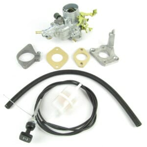 FORD TRANSIT 2.0 OHC PINTO ENGINE AUTO-TRANS WEBER CARBURETOR KIT