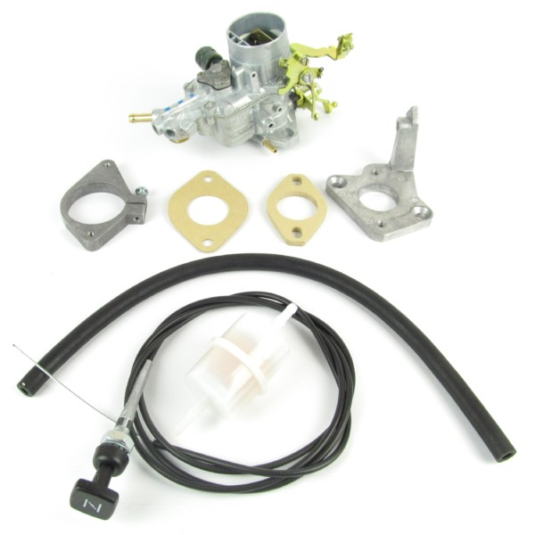 FORD TRANSIT 2.0 OHC PUNTO MOTOR AUTO-TRANS WEBER CARBURETTOR KIT