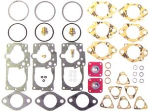 SOLEX/PIERBURG 34 PDSIT CARBURETTOR GAST/SERVICE REBUILD KIT (PAIR)