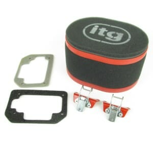 KITO 32 / 36 DGV / DGAV & 38 DGAS / DGMS CARBURETTOR ITG AIR FILTER KIT