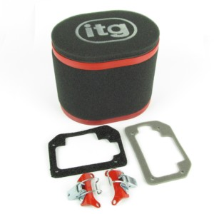 WEBER 32/36 DGV/DGAV & 38 DGAS/DGMS CARBURETTOR ITG AIR FILTER KIT