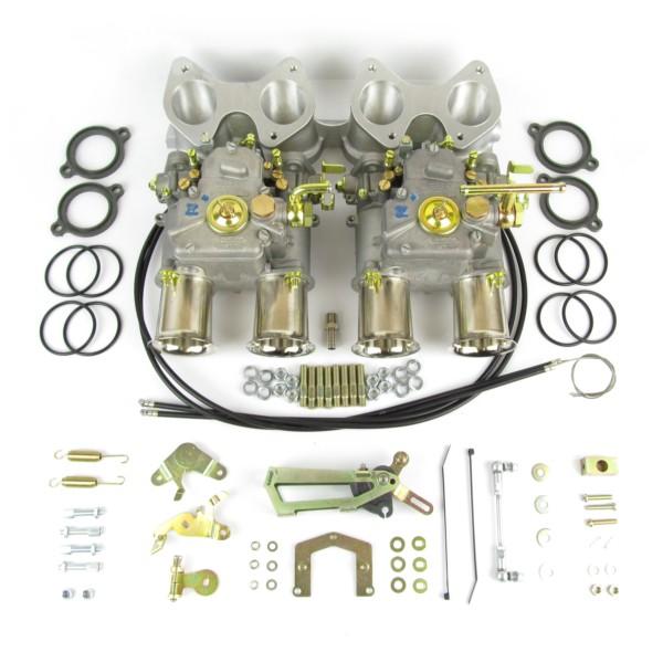 TWIN WEBER 45 DCOE CARBURETTOR KIT FOR VW GOLF 16V ENGINE