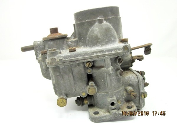 WEBER 24/30 DCLC 7 CARBURETTOR FOR CLASSIC CITROEN DS-19