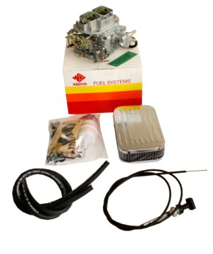 KIT DE CARBURADOR FORMS GRANADA 2.3 V6 WEBER 38 DGMS