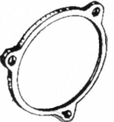 52135.006 Choke housing retaining ring