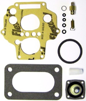 JOGO DO CARBURADOR DE WEBER 32 & 34 DATR / REPARO / KIT DE GASKET