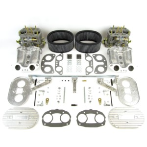 VW TYPE 4 AIRCOOLED ENGINE WEBER IDF 40 CARBURETTOR & MANIFOLD KIT (CB)