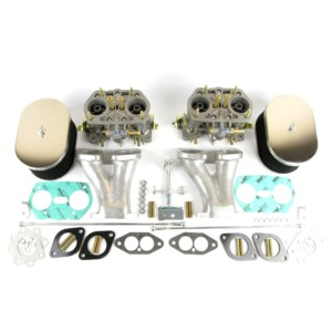 VW TYPE 1 AIRCOOLED ENGINE WEBER IDF 40 CARBURETTOR & MANIFOLD KIT