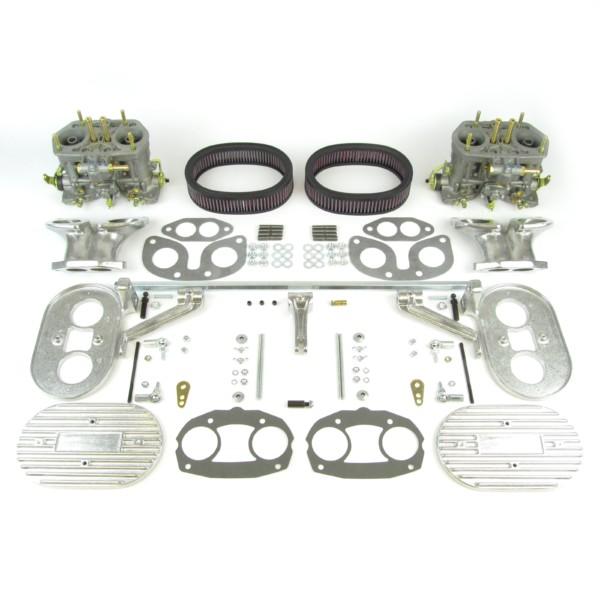 VW TYPE 3 AIRCOOLED ENGINE WEBER IDF 40 CARBURETTOR & MANIFOLD KIT (CB)