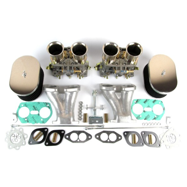 VW TYPE 1 WEBER IDF 44 CARBURETTOR & MANIFOLD KIT