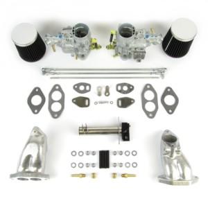 VW TYPE 1 AIRCOOLED ENGINE WEBER 34 ICT CARBURETTOR & MANIFOLD KIT (CSP)