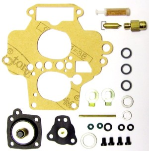 WEBER 34 DRT & DRTC CARBURETTOR REPAIR / SERVICE / GASKET KIT