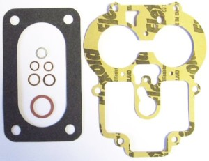 WEBER 28 / 36 & 36 DCD CARBURETTOR GASKET / SERVICE KIT-SET