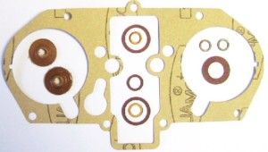 WEBER IDA 48 CARBURETTORS GASKET SET