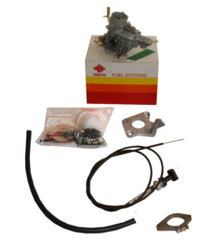 WEBER 34 ICH CARBURETTOR KIT 1.6 OHC PINTO FORD CAPRI/CORTINA/SIERRA/P100