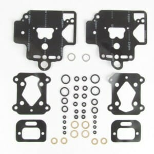 DELLORTO DHLA VERGASER TURBO GASKET / SERVICE KIT (TURBO)
